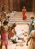 The murder of Zechariah