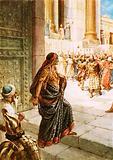 The coronation of Joash, and death of Athaliah