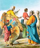 The Ethiopian eunuch