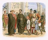 Gregory and the English slaves at Rome