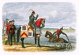 Buckingham finds the Severn impassable