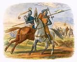 Sir Robert Bruce kills Sir Henry Bohun