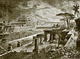 Babylon taken by the army of Cyrus the great