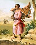 Reuben's distress at not finding Joseph