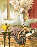 The dream of Nebuchadnezzar