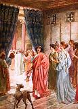 Pilate sends Jesus to Herod