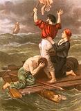 """Hope. """"A Sail! A Sail!"""""""