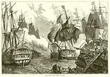 Sea fight of Trincomalee
