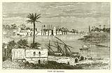View of Bagdad