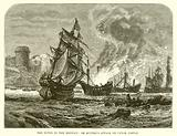 The Dutch in the Medway: De Ruyter's attack on Upnor castle