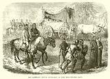 Roi Faineant of the Merovingian race