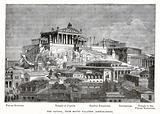 The Capitol, from Mount Palatine
