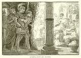 Lucretia among her maidens