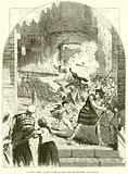 Soldiers firing on the Rioters during the Insurrection at Glasgow