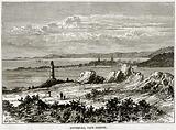 Louisburg, cape Breton