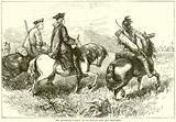 Sir Alexander cumming on his way to visit the Cherokees