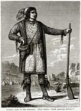 Osceola, chief of the Seminoles