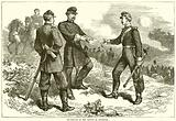 McClellan at the Battle of Antietam