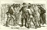 General Lee's Farewell to his soldiers