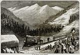 On the Central Pacific Railroad
