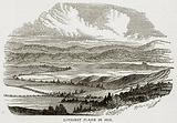 Bathurst Plains in 1852