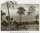 The Emu Plains and Nepean River