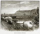 The Old Bridge, Portland