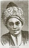 A Thibetan Lad