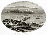 Howth Harbour and Ireland's Eye