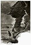 Cliffs near Kilkee