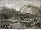 Loch Ruicht and Cairngorm
