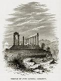Temple of Juno Lucina: Girgenti