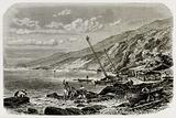 Tunny fishing: Bay of Praelucca