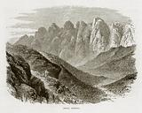 Jebel Serbal