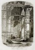 Portico of Temple at Philae