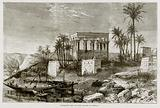 Pharaoh's Bed on the Island of Philae