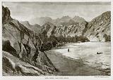 Jebel Serbal, from Wady Feiran