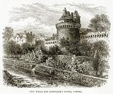 City Walls and Constable's Tower, Vannes