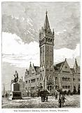 The Independent Church, Collins Street, Melbourne