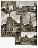 Views in Riga
