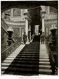 The Marble Staircase, Buckingham Palace