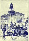 Statue of Bartolomeo Colleoni, Venice