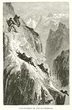 The accident on the Matterhorn