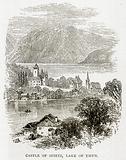 Castle of Spietz, Lake of Thun