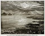 Palaeozoic Age of the Earth. – Cambro-Silurian Landscape