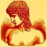 Extreme of Ethnic Divergence – highest type. – (1) Eros of Praxiteles