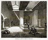 Interior of Smelting works at Chihuahua