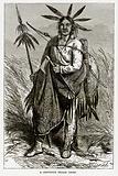 A Cheyenne Indian Chief
