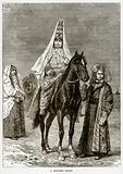 A Kirghiz Bride