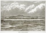 View of Mocha, Arabia